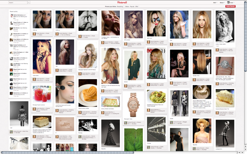 Esboço-O Guia Completo Do Pinterest